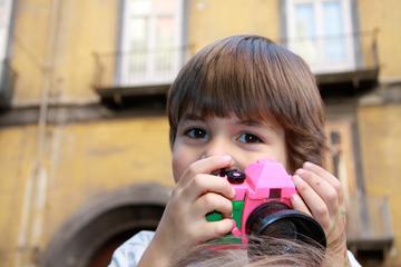 Tour di Napoli per bambini e famiglie
