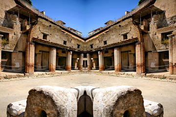 Visite privée et guidée à Herculanum...