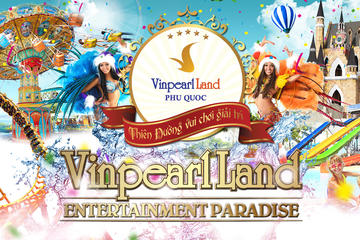 Private Day Tour: Vinpearl Land Phu...