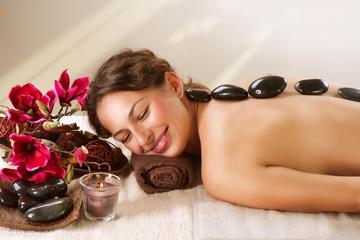 Private Half-Day Warm Stone Treatment and Walking Tour in Central Ho...