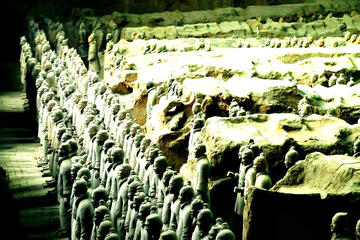 Private Tour: Xi'an Highlight of Terracotta Warriors and Customized Sightseeing