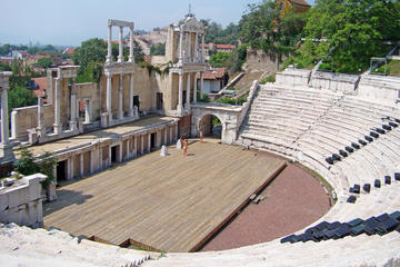 Full-Day Plovdiv and Asen's Fortress Tour from Sofia