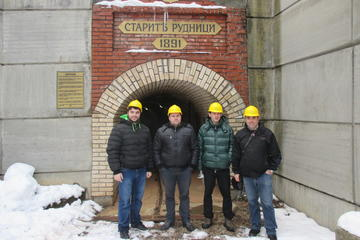 Pernik Mine Museum and Krakra Fortress Full-Day Tour from Sofia