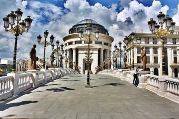 Skopje (FYROM) Macedonia Day Tour