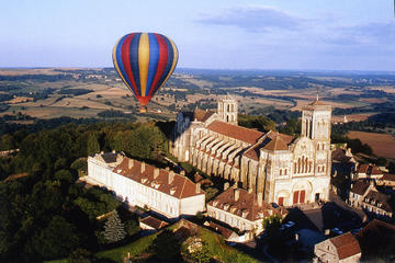 Burgundy Hot-Air Balloon Ride from Vezelay