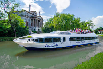 Full-Day Venice to Padua Burchiello Brenta Riviera Boat Cruise