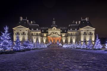 パリからヴォー ル ヴィコントまでのクリスマス日帰りツアー