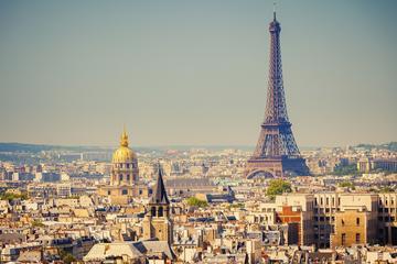 パリ一日観光ツアー