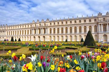 ベルサイユ宮殿とジヴェルニーを訪れる日帰り旅行