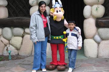 Biglietti e trasporto per il parco a tema Asterix