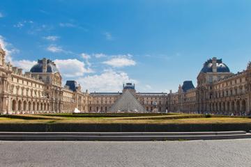 Billet coupe-file: visite audioguidée du Musée du Louvre