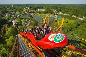 Billetter og transport til temaparken Parc Asterix