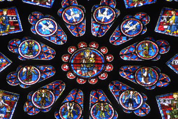 Chartres Cathedral, Paris