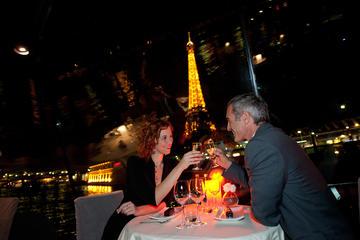 Crucero con cena por el Sena en...