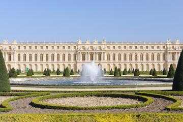 Découverte de Versailles en petit groupe avec audio-guide au départ...