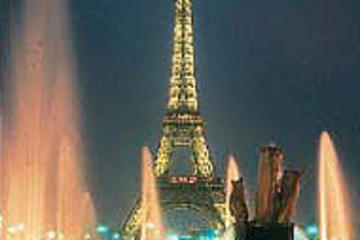 Diner in de Eiffeltoren en ...