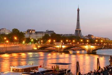 Eiffel Tower Dinner and Seine River...