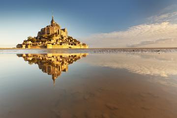 Escapada de un día a Mont Saint-Michel con almuerzo local incluido