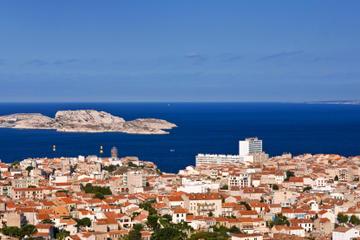 Escursione costiera di Marsiglia: tour Hop-On Hop-Off di Marsiglia