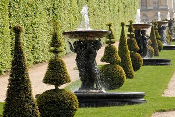 Excursión de día a Versailles, visita de la ciudad de París y crucero...