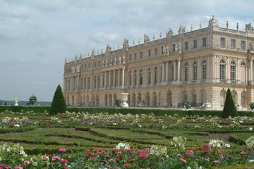 Excursión independiente a Versalles...