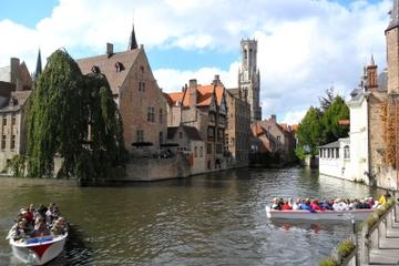 Excursion d'une journée de Paris à Bruges