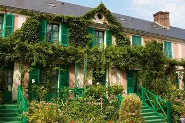 Excursion d'une journée à Giverny et...