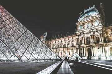 Fortrinnsrett: Omvisning i Louvre-museet