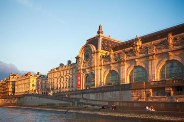Gå forbi køen: Tur til Musée d'Orsay med lydkommentarer