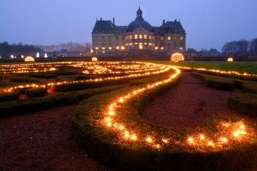 Gita del giorno di Natale a Vaux le Vicomte da Parigi