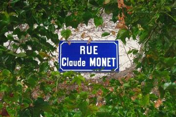 Giverny en Monet