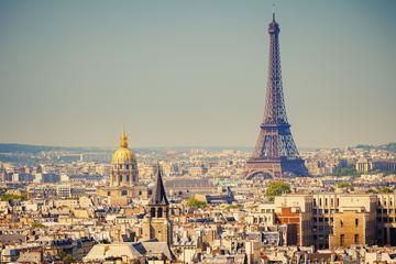 Heldagstur med sightseeing i Paris