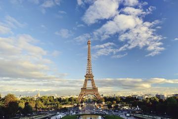 Korte stadstour Parijs