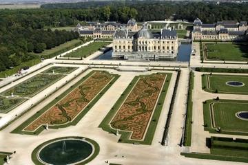 Les châteaux de Fontainebleau et de Vaux le Vicomte en une journée au...