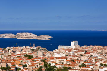 Marseille Landausflug: Hop-on-Hop-off-Tour durch Marseille