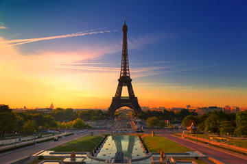 Priority to 01st and 02nd Floors Eiffel Tower Ticket