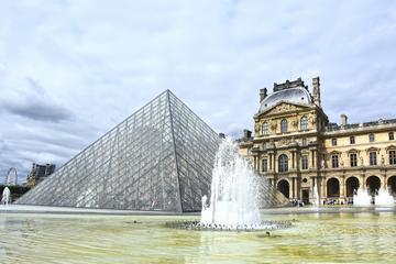 Sla de wachtrij over: Louvre ...