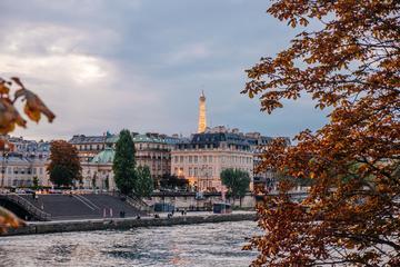 Stadstur i Paris, kryssning på Seine ...