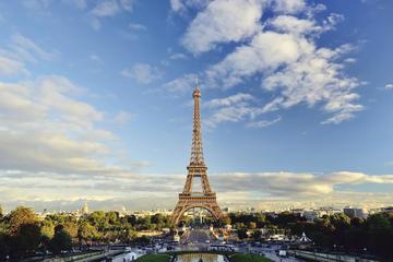 Tour express della città di Parigi