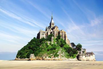 Tour indipendente di Mont St-Michel con trasporto da Parigi