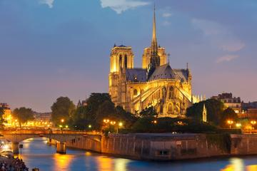 Tour notturno delle luci di Parigi