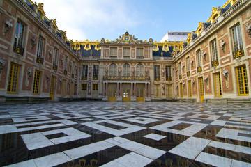 Tur med liten gruppe til Versailles...