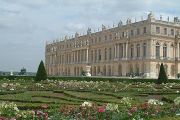 Uavhengig tur til Versailles med transport fra Paris