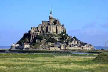 Unabhängige Führung durch Mont St-Michel mit Hin-/Rückfahrt nach Paris