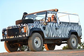Algarve: Ganztägige Jeep-Tour ab Albufeira inklusive Mittagessen