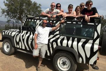 Tour per Jeep door de Algarve van een hele dag vanuit Albufeira ...