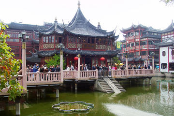 午前または午後の上海半日観光ツアー