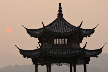 Hangzhou: Visita paradisíaca de un día desde Shanghái