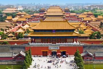 Pekín en un día: excursión de un día por aire desde Shanghái