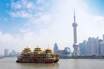 Privater Transfer: Kreuzfahrt Hafen Shanghai zum Internationalen...